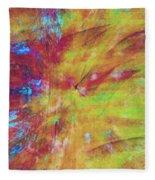 Summer Splash Fleece Blanket