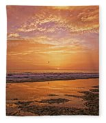Summer Winds Fleece Blanket
