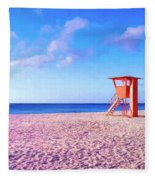 Summer's End Fleece Blanket