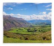 Summit View New Zealand II Fleece Blanket