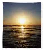 Sun Dance  Fleece Blanket