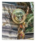 Sun Power Puerto Vallarta  Fleece Blanket