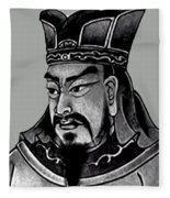 Sun Tzu Fleece Blanket