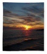 Sun Up Fleece Blanket