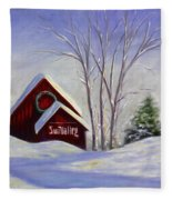 Sun Valley 1 Fleece Blanket