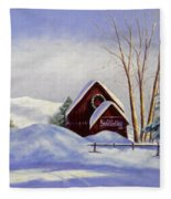 Sun Valley 2 Fleece Blanket