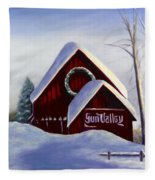 Sun Valley 3 Fleece Blanket