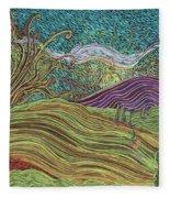Sun Valley Fleece Blanket