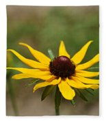 Sun Worshiper Fleece Blanket