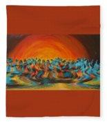 Sundance Fleece Blanket