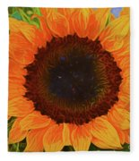 Sunflower 12118-3 Fleece Blanket