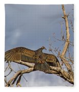 Sunning Fleece Blanket