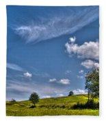 Sunny Day Fleece Blanket