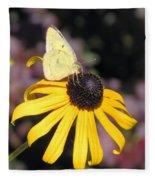 Sunny Fleece Blanket