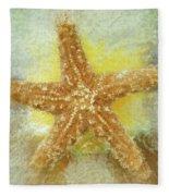 Sunny Star Fleece Blanket