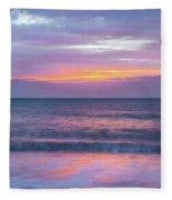 Sunrise 16-11-15 Fleece Blanket