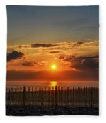 Sunrise - Asbury Park Fleece Blanket