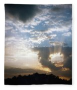 Sunset 1 Fleece Blanket