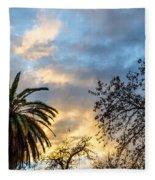 Sunset - A Natural Wonder Fleece Blanket