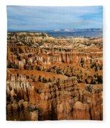 Sunset Point Fleece Blanket