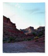 Sunset Tour Valley Of The Gods Utah 07 Fleece Blanket