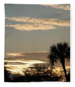 Sunsets In The West Fleece Blanket