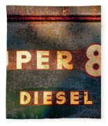 Super 88 Diesel Fleece Blanket