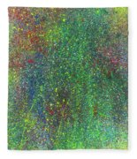 Super Star Clusters Universe #539 Fleece Blanket