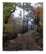 Superior Hiking Trail Fleece Blanket