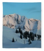Superior Sunrise Fleece Blanket