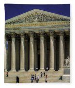 Supreme Court Of The United States Fleece Blanket