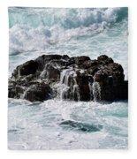 Surf No. 134-1 Fleece Blanket