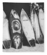 Surf Rodeo Fleece Blanket