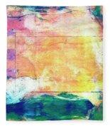 Surface Vector Fleece Blanket