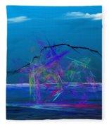 Surfs Up Fleece Blanket