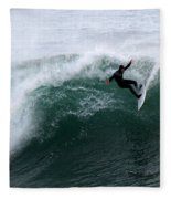 Surf's Up V Fleece Blanket