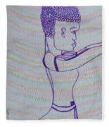 Susan Fleece Blanket