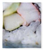 Sushi Roll Fleece Blanket
