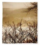 Susquehanna Vibes... Fleece Blanket