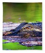 Swamp Patrol Fleece Blanket