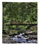 Swan Creek Park Fleece Blanket