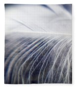 Swan Down Fleece Blanket