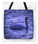 Swan Lake-tote Bag Fleece Blanket