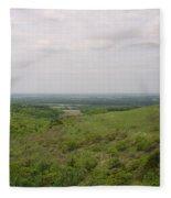 Sweeping Vista II Fleece Blanket