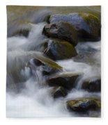 Sweet Creek Oregon 14 Fleece Blanket
