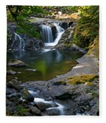 Sweet Creek Fleece Blanket