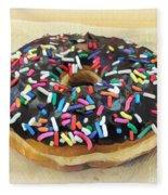 Sweet Indulgence - Donut Fleece Blanket