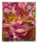 Sweet Notes Fleece Blanket