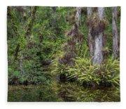 Sweet Water Strand - 12 Fleece Blanket