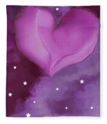 Sweetheart Fleece Blanket